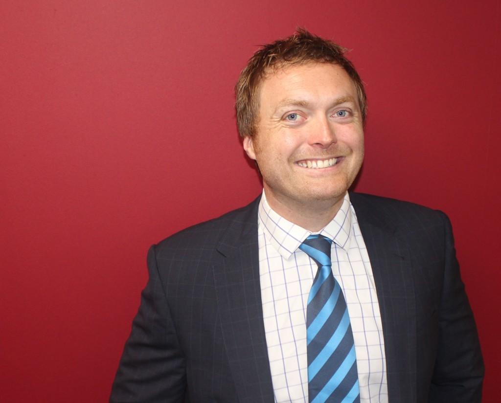 Mersey Maritime CEO Chris Shirling-Rooke