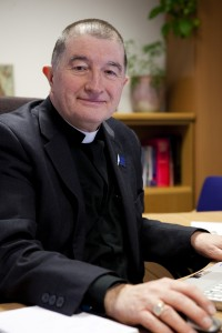 The Revd Cannon Ken Peters