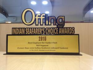 Thome India Award