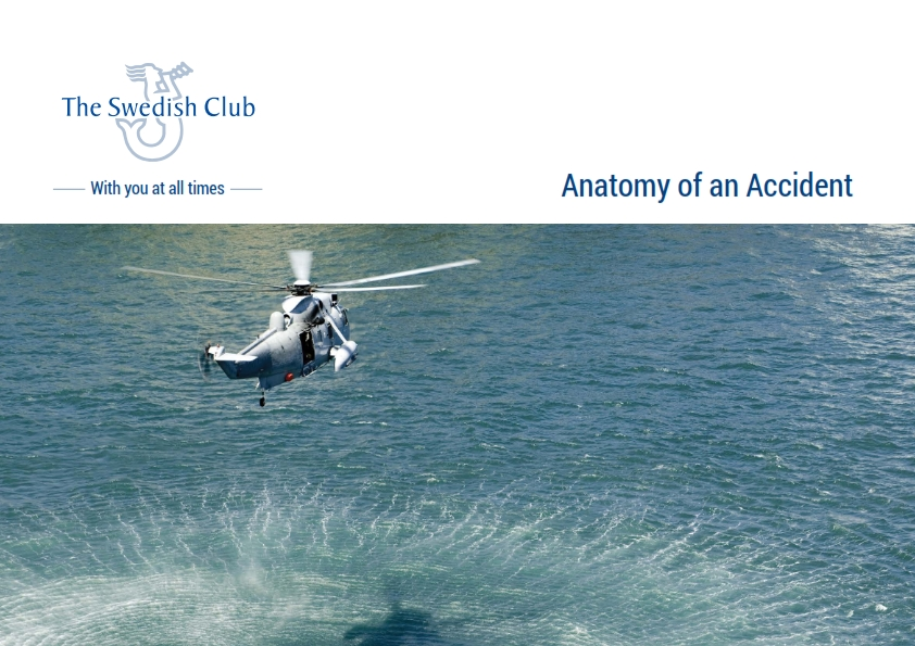 Anatomy of an Accident\' from The Swedish Club Dissects Major ...