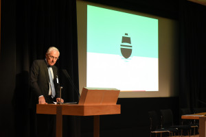 Esben at Conference